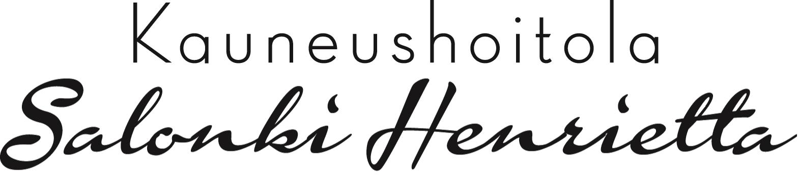 Kauneushoitola Salonki Henrietta logo